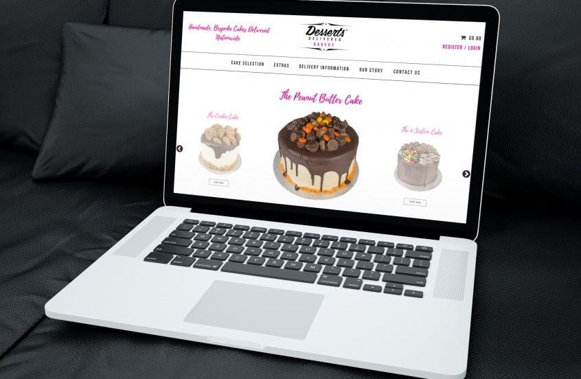 Desserts Delivered Bakery