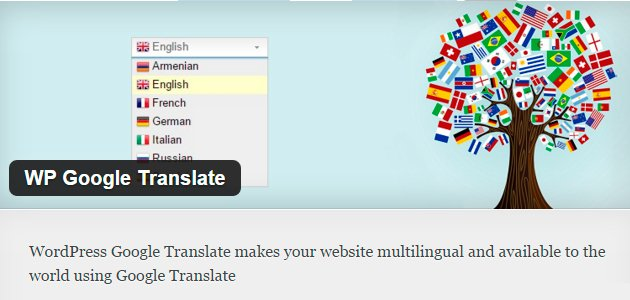 google-translate-wordpress-plugin