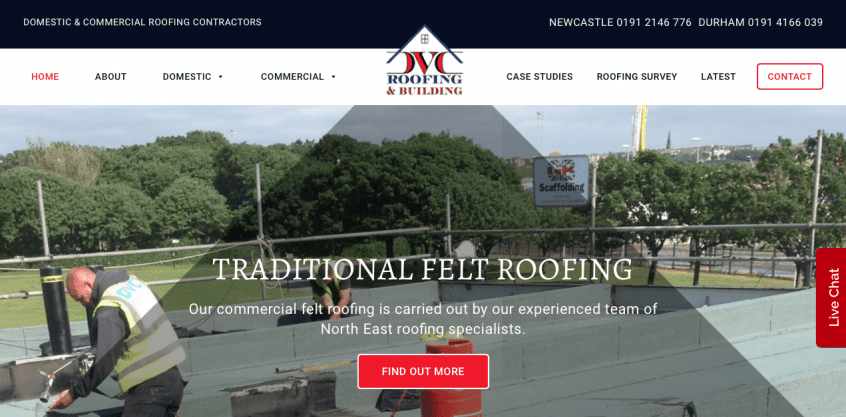 DVC Roofing