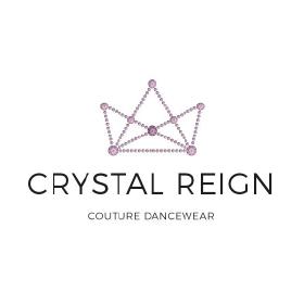 Crystal Reign's logo design
