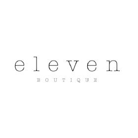 Eleven Boutique's logo design