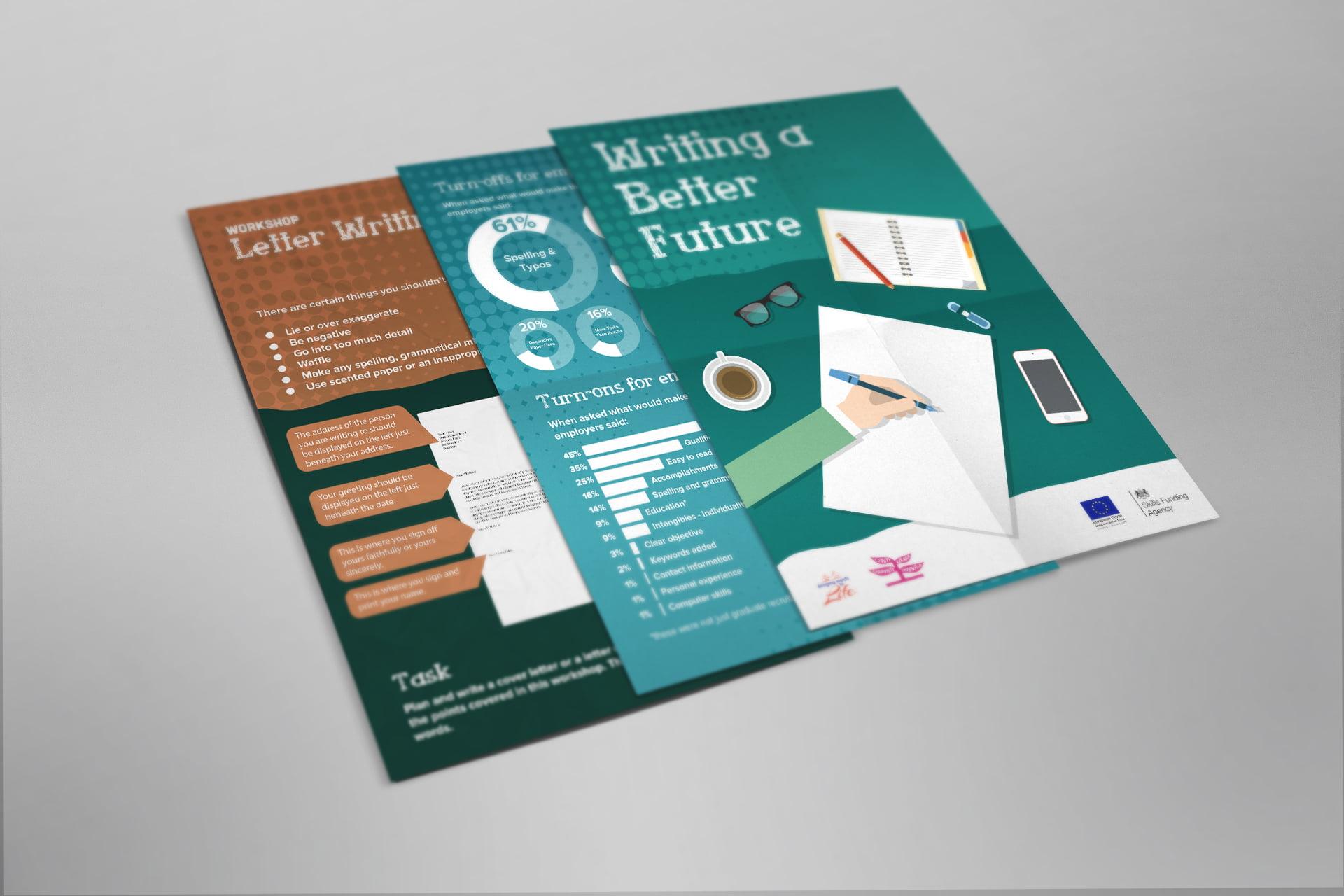 Bringing words To Life Workbook designed by Sleeky