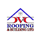 DVC Roofing logo design