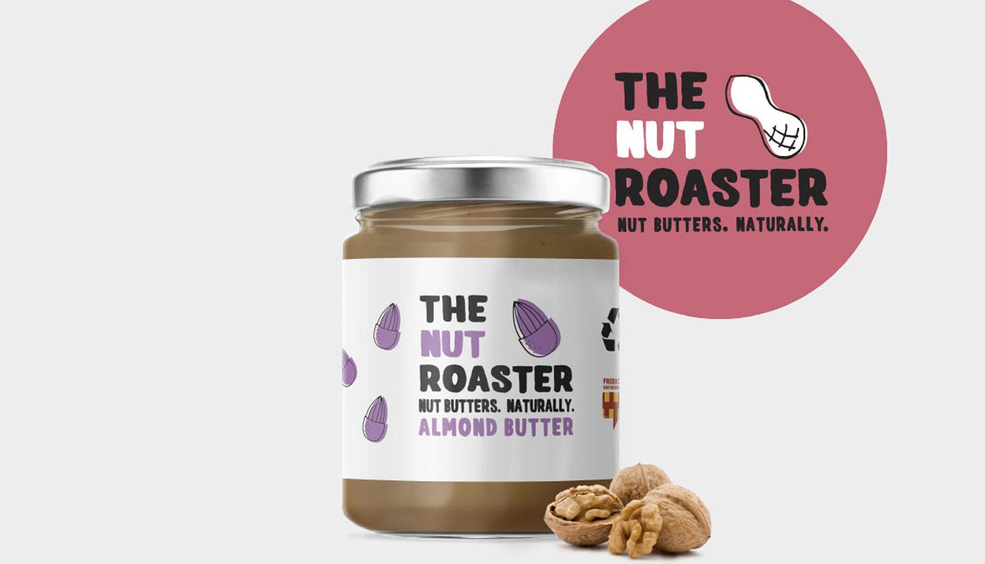 The Nut Roaster Jar