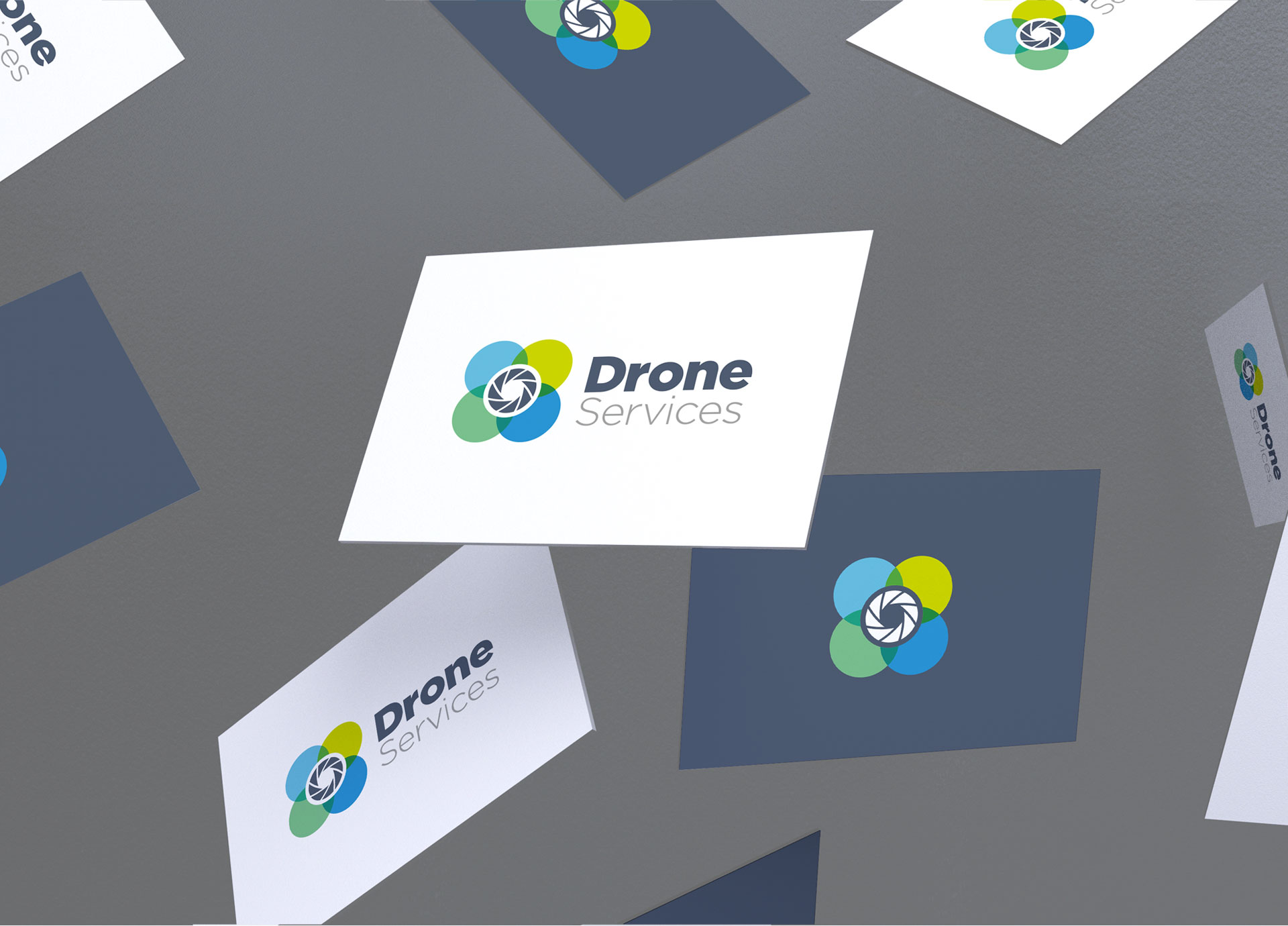 Drone Services Mock Up