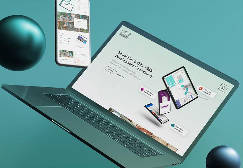 SR1 Development Website