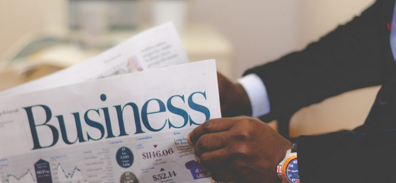 Business Newspaper Featured Image